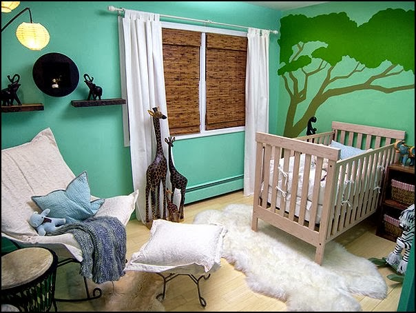 Decorating theme bedrooms - Maries Manor: safari