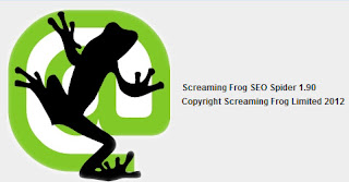 Screaming Frog SEO Spider Tool
