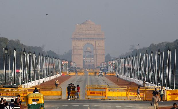 Republic Day Parade At India Gate