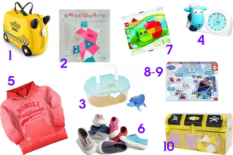ideas de regalo para niños
