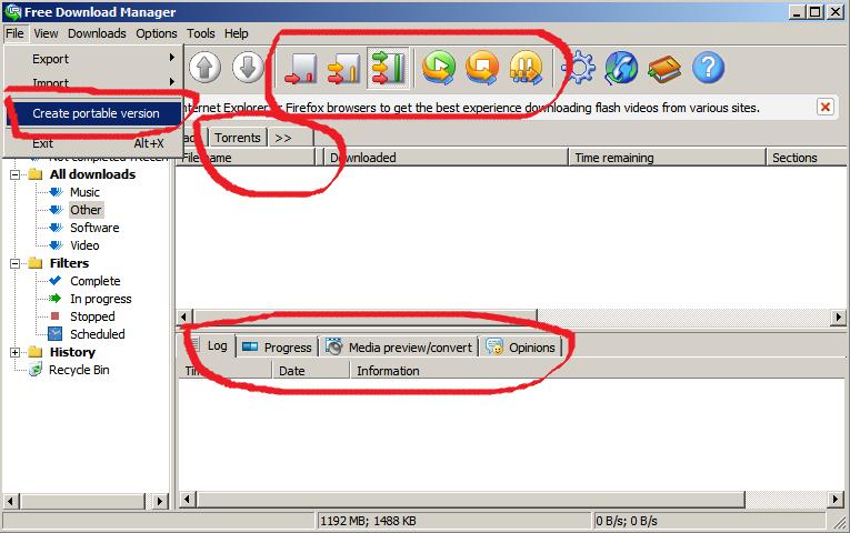Free Download Manager   Nagarams Blog