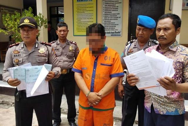 Gelapkan Setoran Nasabah, Karyawan Radana Finance Ditangkap Saat Berjudi Online