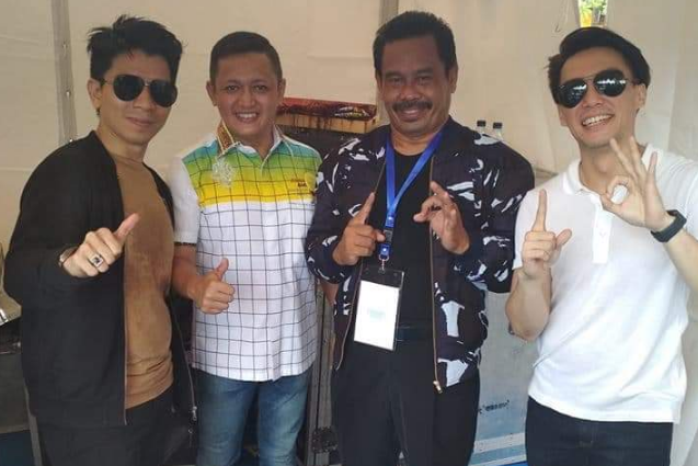 Nurhadi Aldo pilih 01 Jokowi