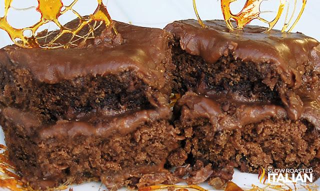 http://www.theslowroasteditalian.com/2013/04/ooey-gooey-chocolate-insanity-cake.html