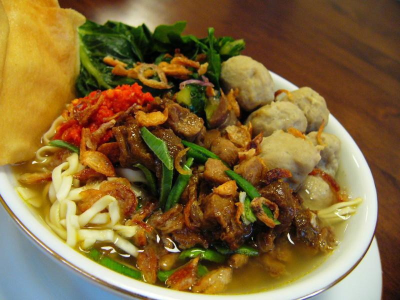 Contoh Proposal Usaha Mie Ayam