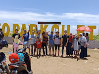 Touring Perdana Road To Sumatra Community Goes to Ciletuh Geopark