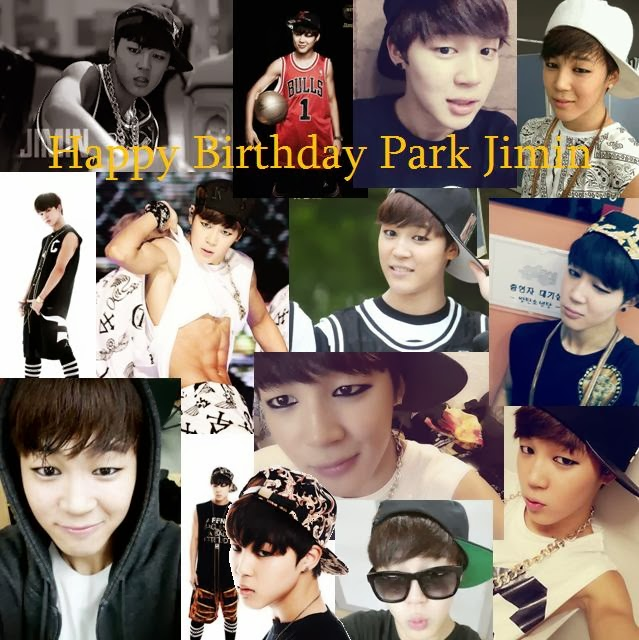 Dreamofrosey Happy Birthday Jimin