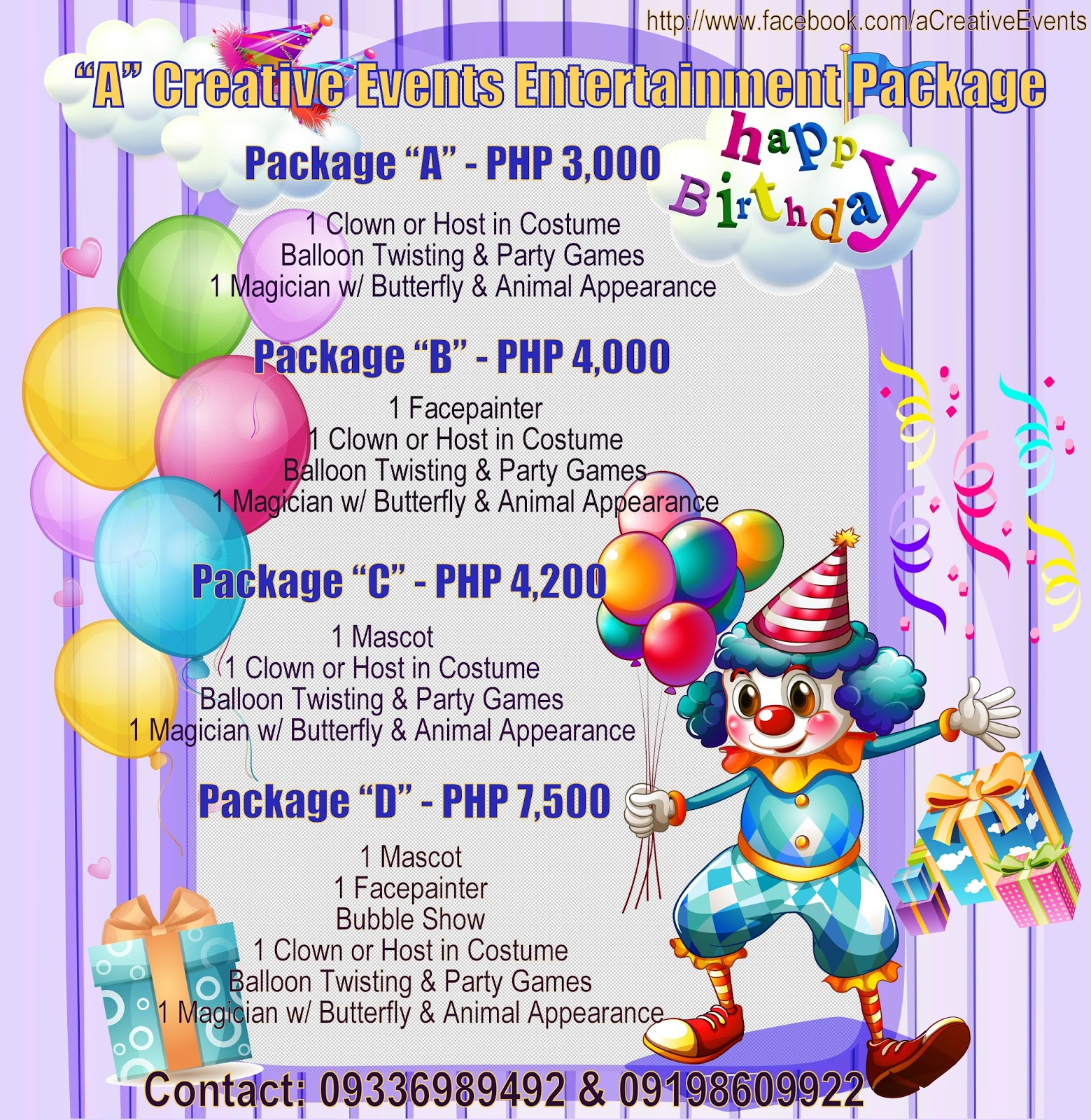 Affordable Entertainment Packages in Davao City