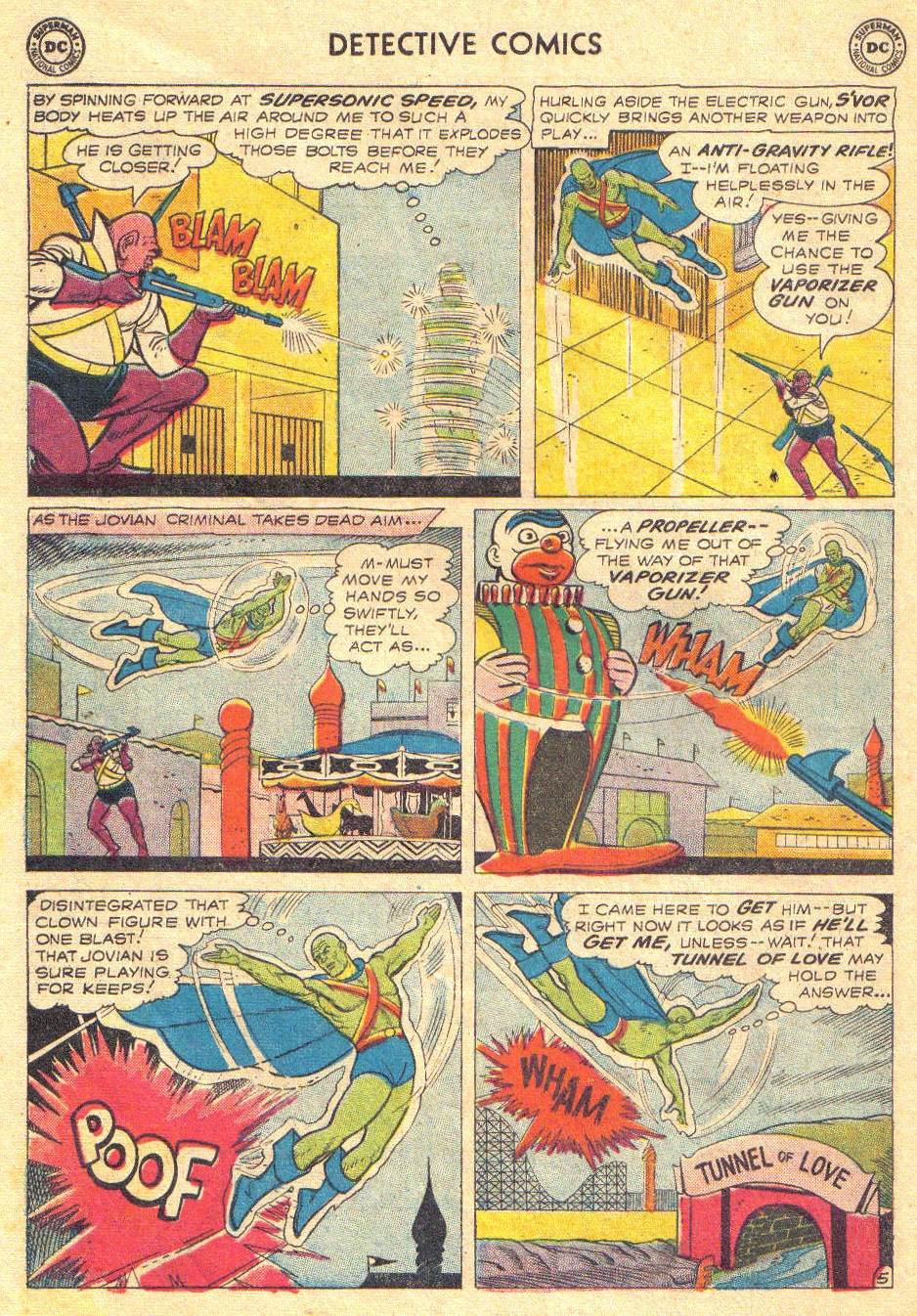 Read online Detective Comics (1937) comic -  Issue #267 - 30