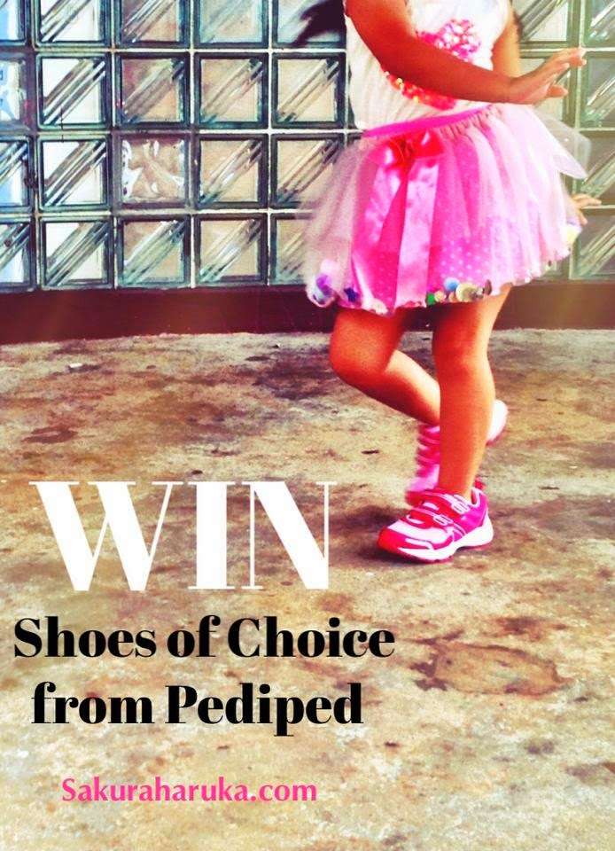 e6dccbf4c For little girls  Pediped Shoes for Healthy Foot Development +  Giveaway    Promo Code