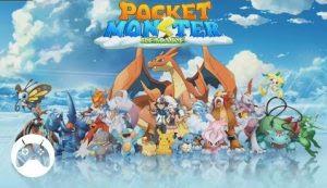 Pocket Monster Remake Apk v1.0.4 Mod (100% Catch Rate/Immortal&More) Terbaru 2017