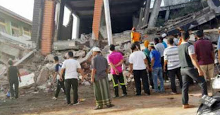 Akibat Gempa Aceh 30% Fasilitas Pendidikan Rusak