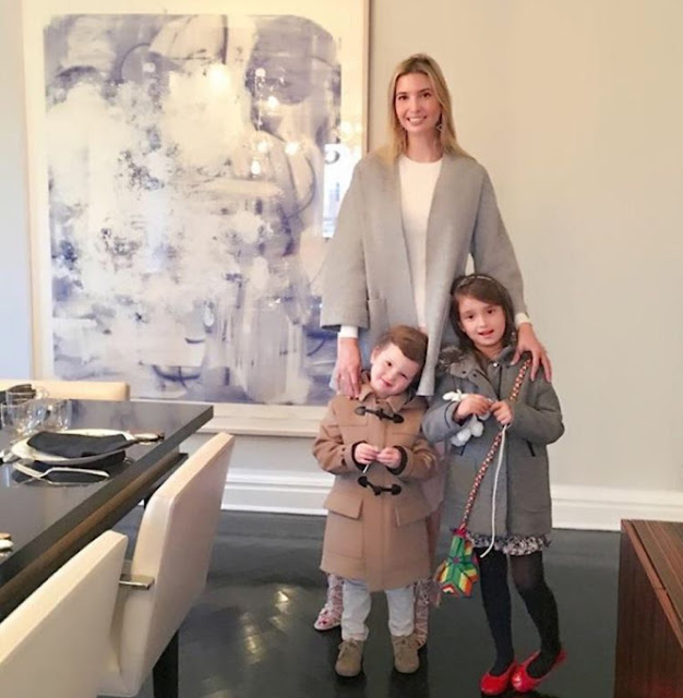 Ivanka Trump family pics, Ivanka Trump family phtos