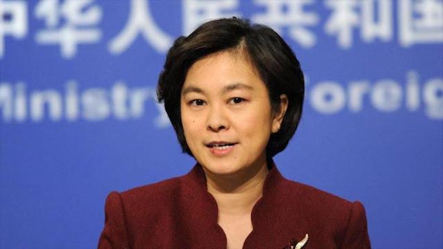 China advierte a EEUU y Alemania por entrometerse en su soberanía