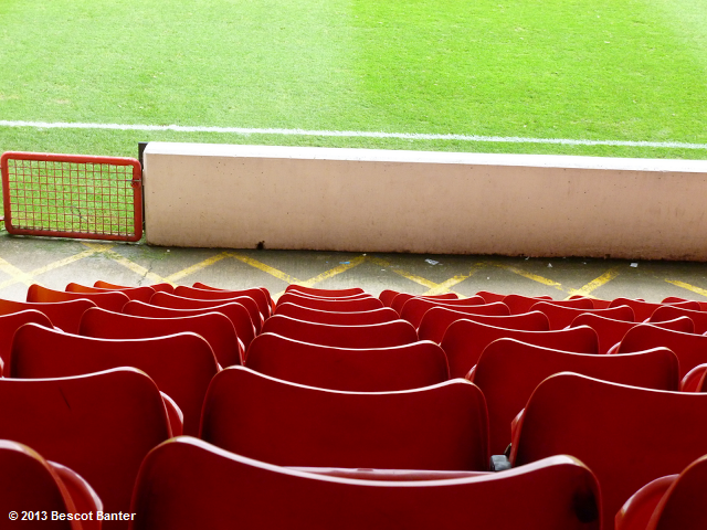 Burton Albion (A) - Further Information for Travelling Supporters