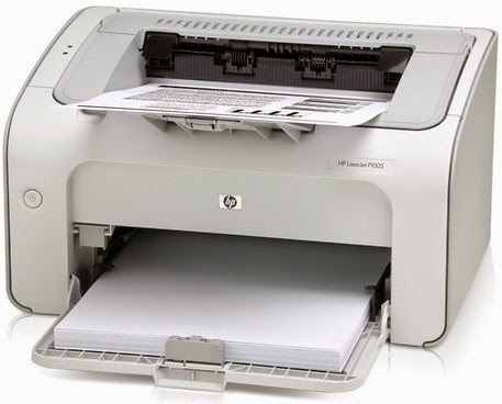 HP P1005 Laserjet Printer Drivers Download