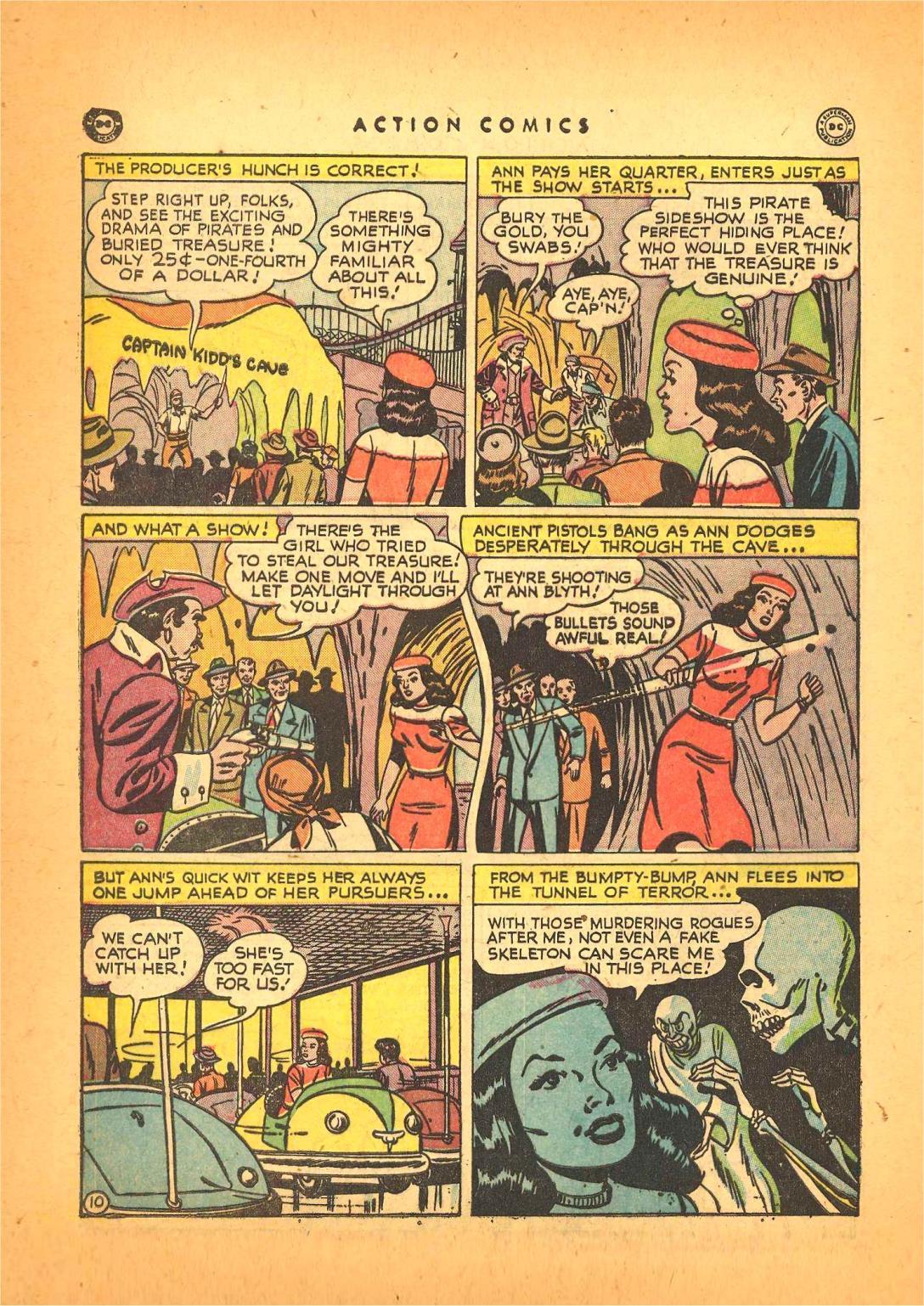 Action Comics (1938) 130 Page 10