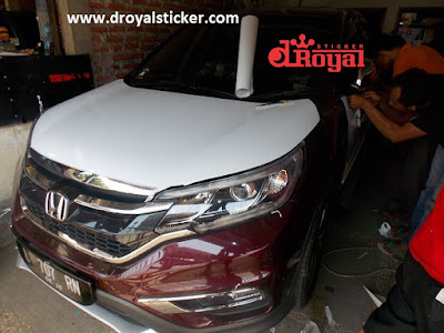 wrapping crv