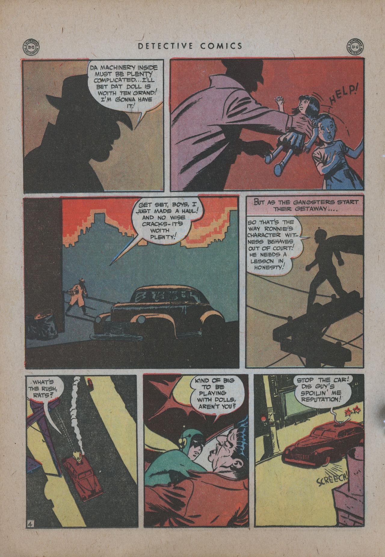 Read online Detective Comics (1937) comic -  Issue #101 - 28
