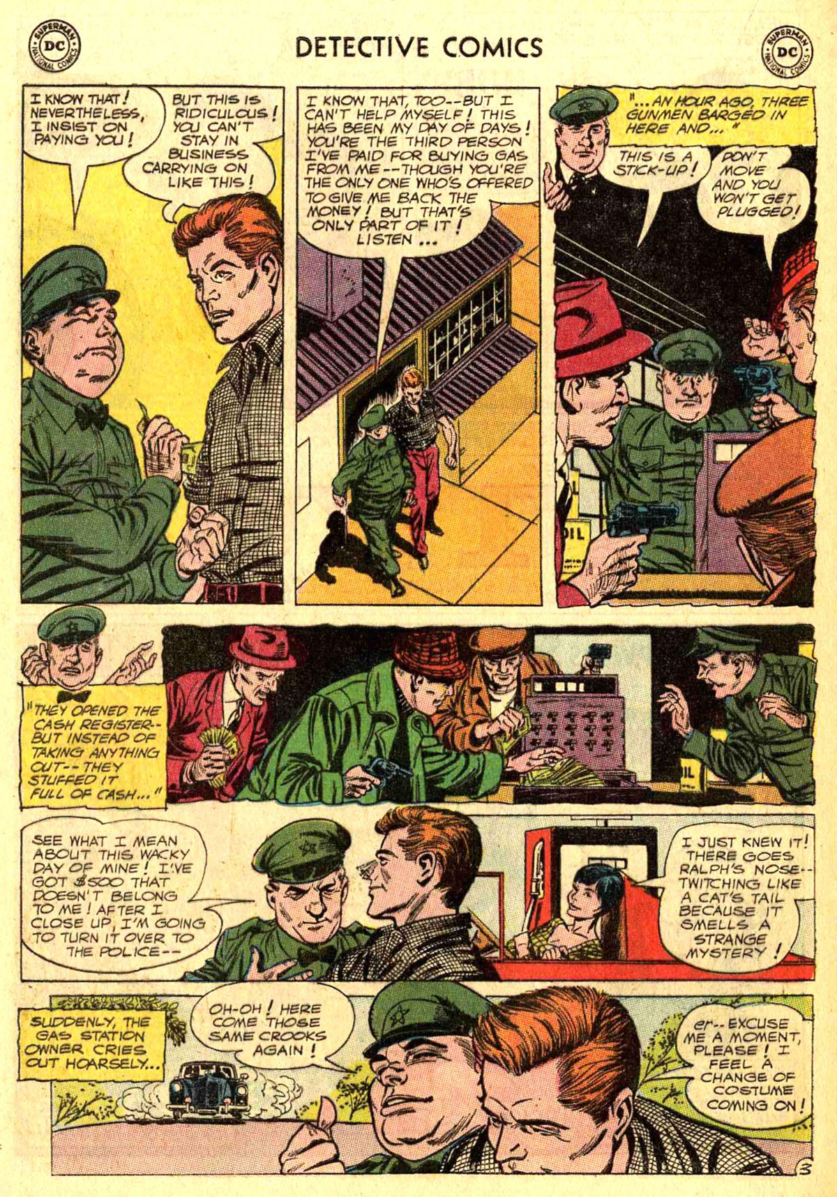 Detective Comics (1937) 345 Page 23
