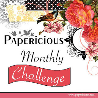 Papericious Challenge -make your own embellishments