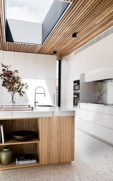 modern kitchen decor inspiration