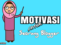 5 Motivasi Handal Untuk Blogger Pemula Yang Malas
