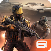 Modern Combat 5 eSports FPS MOD APK v3.1.0l (God Mode) Update Version