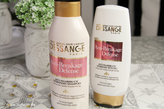 Dessange Paris - Anti Breakage Defense Haarpflegeserie