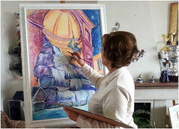 Luci e Colori della Calabria nei dipinti di Caterina Rizzo