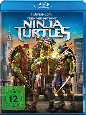 Teenage Mutant Ninja Turtles (2014) Movie 1080p BluRay