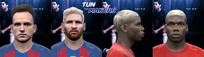 Update Patch PES 2016 dari TUN Makers Patch 2.1