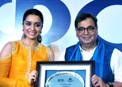 Spotlight : Shraddha Kapoor Gets Youth Icon Tag At IFFI
