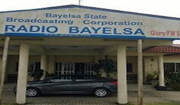 Colleagues of Bayelsa Journalist that was killed on Easter morning protest