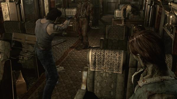 Download Game Resident Evil 0