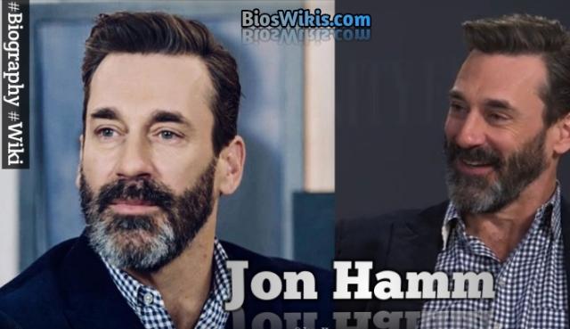 Jon Hamm biography, Wiki, Age and more