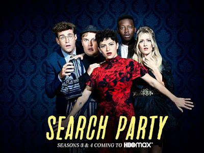 Tercera temporada de Search Party