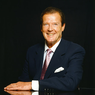 Enjoy an afternoon with ROGER MOORE in Glasgow this November