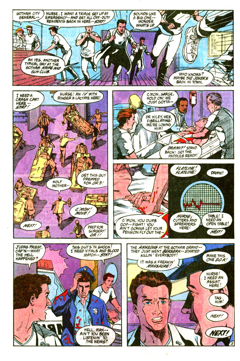 Read online Wonder Woman (1987) comic -  Issue #56 - 5