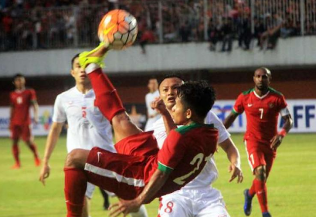 VIDEO: Indonesia 2-1 Vietnam Semi Final AFF Sabtu 3 Des 2016