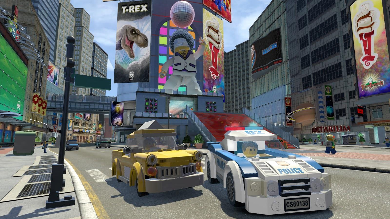 LEGO City Undercover ESPAÑOL PC Full + Update 2 (CODEX) + REPACK 4 DVD5 (JPW) 5