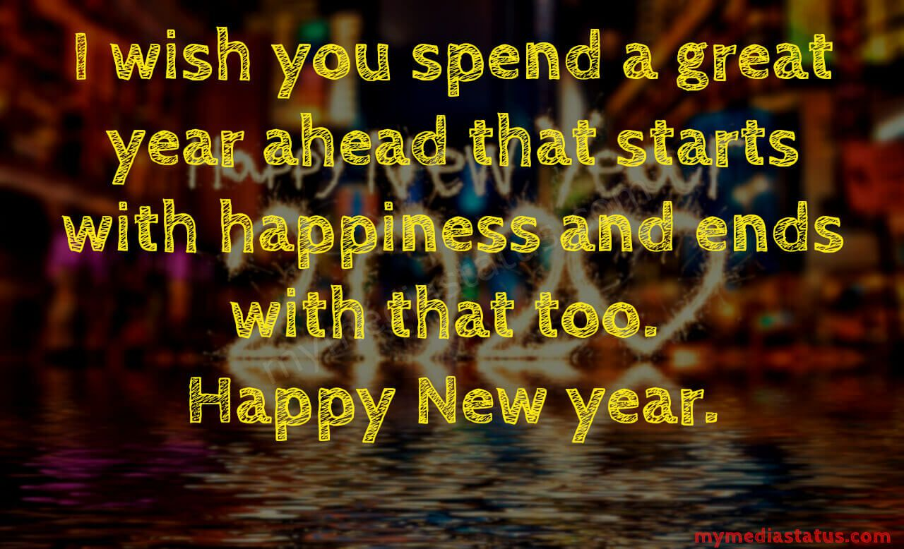 2021 Happy New Year Wishes, Quotes With Images For Friends and Family