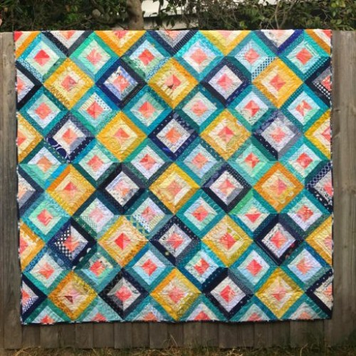 Treasure Hunt Quilt - Free Pattern