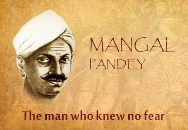 Mangal Pandey images