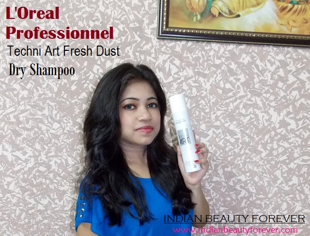 L'Oreal Dust Dry Shampoo Review
