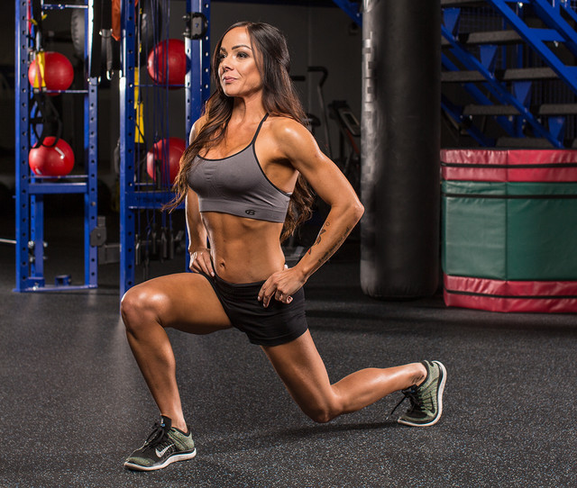 Fitness Workouts Fat Burning Circuit Workout