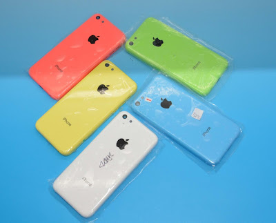 iPhone 5C Replaces iPhone 5, While iPhone 4S Remains