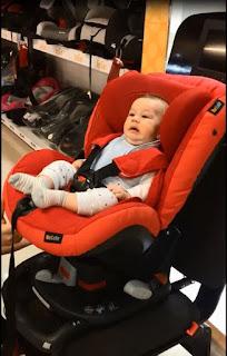 Bebek Oto Koltuğu Seçimi | Hangi Oto Koltuğunu almalı?