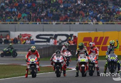 Di Assen, Motor Moto2 Lebih Cepat dari Motor MotoGP