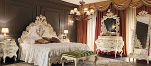 20 Model tempat tidur ukir jepara dengan desain super mewah